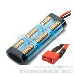[EP724500-1-DEANS] E-POWER 7.2V 4500mAh Ni-MH (스트레이트 타입) - 딘스 컨넥터