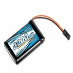 [MLI-3200MT44] IMPACT Li-Po Battery 3200mAh/3.7V 4C for SANWA MT44 Transmitter