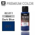 [62011] Premium _ 60ml _ Dark Blue